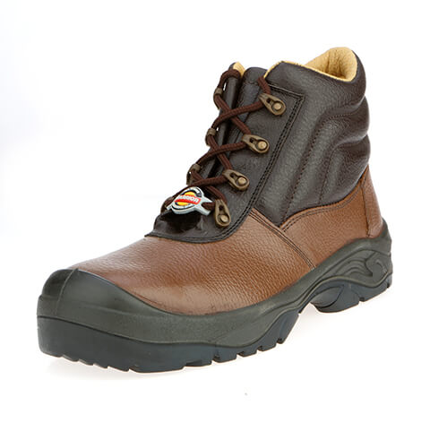 GENTS SAFETY BOOTS PU/RUBBER