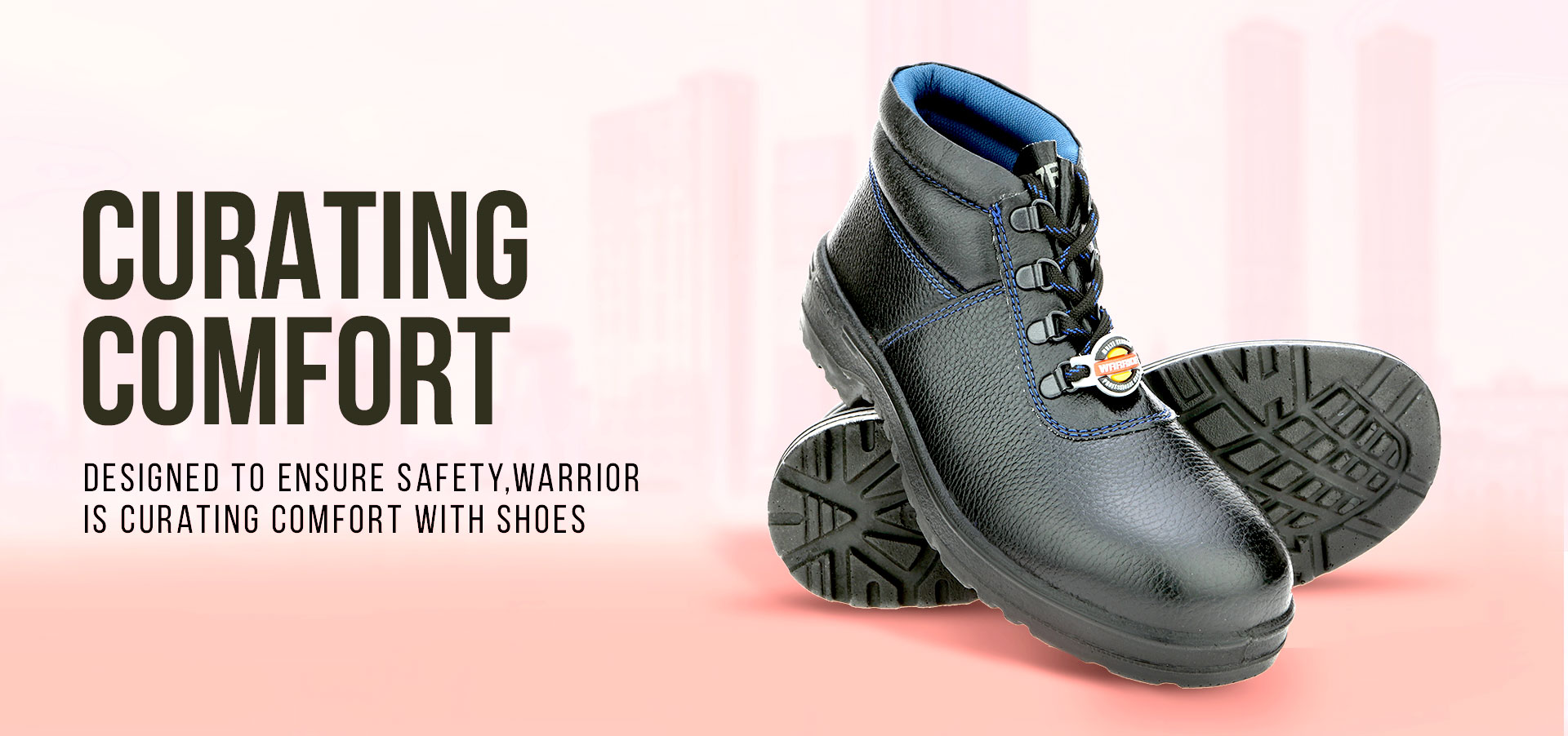 Safety Shoes in Qatar